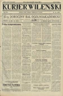 Kurjer Wileński : niezależny organ demokratyczny. 1930, nr42