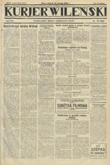 Kurjer Wileński : niezależny organ demokratyczny. 1930, nr43