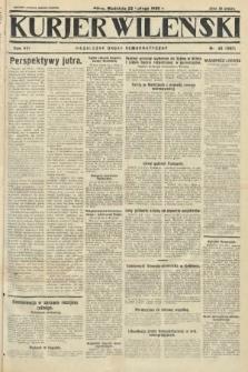 Kurjer Wileński : niezależny organ demokratyczny. 1930, nr45