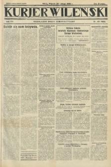 Kurjer Wileński : niezależny organ demokratyczny. 1930, nr46
