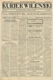 Kurjer Wileński : niezależny organ demokratyczny. 1930, nr48