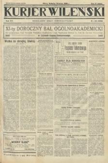 Kurjer Wileński : niezależny organ demokratyczny. 1930, nr50