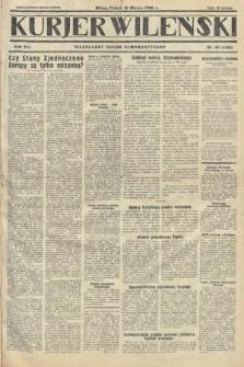 Kurjer Wileński : niezależny organ demokratyczny. 1930, nr67