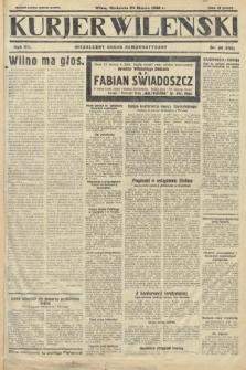 Kurjer Wileński : niezależny organ demokratyczny. 1930, nr69