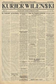 Kurjer Wileński : niezależny organ demokratyczny. 1930, nr72