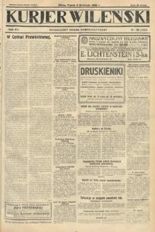 Kurjer Wileński : niezależny organ demokratyczny. 1930, nr85