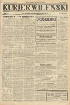 Kurjer Wileński : niezależny organ demokratyczny. 1930, nr86