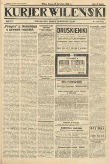 Kurjer Wileński : niezależny organ demokratyczny. 1930, nr89