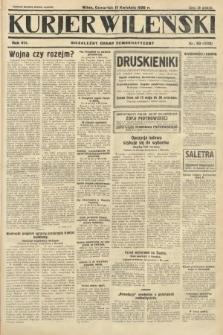Kurjer Wileński : niezależny organ demokratyczny. 1930, nr90