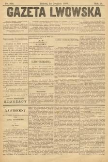 Gazeta Lwowska. 1899, nr292