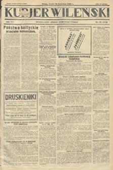 Kurjer Wileński : niezależny organ demokratyczny. 1930, nr93