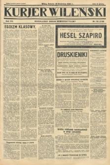 Kurjer Wileński : niezależny organ demokratyczny. 1930, nr96