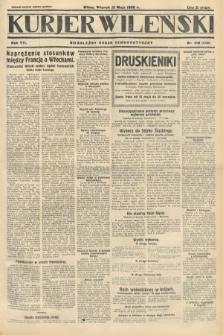 Kurjer Wileński : niezależny organ demokratyczny. 1930, nr109