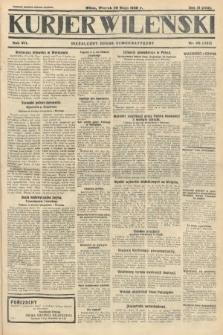 Kurjer Wileński : niezależny organ demokratyczny. 1930, nr115
