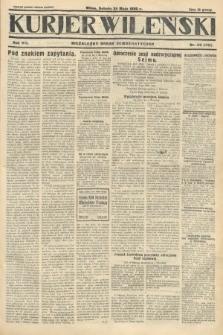 Kurjer Wileński : niezależny organ demokratyczny. 1930, nr119