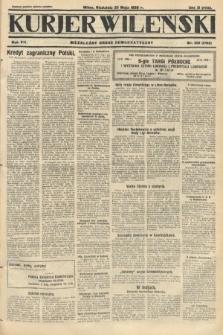 Kurjer Wileński : niezależny organ demokratyczny. 1930, nr120