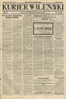 Kurjer Wileński : niezależny organ demokratyczny. 1930, nr121