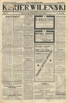 Kurjer Wileński : niezależny organ demokratyczny. 1930, nr122