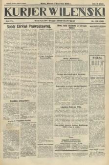 Kurjer Wileński : niezależny organ demokratyczny. 1930, nr126