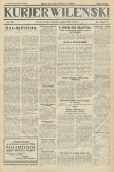 Kurjer Wileński : niezależny organ demokratyczny. 1930, nr133