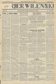 Kurjer Wileński : niezależny organ demokratyczny. 1930, nr134