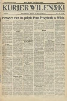 Kurjer Wileński : niezależny organ demokratyczny. 1930, nr137