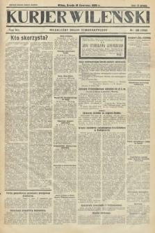 Kurjer Wileński : niezależny organ demokratyczny. 1930, nr138