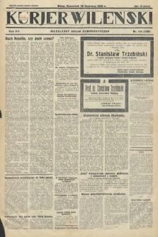 Kurjer Wileński : niezależny organ demokratyczny. 1930, nr144