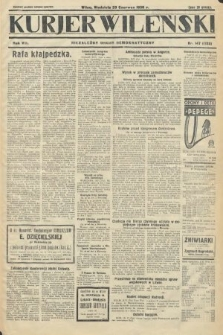 Kurjer Wileński : niezależny organ demokratyczny. 1930, nr147