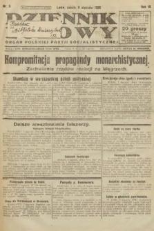 Dziennik Ludowy : organ Polskiej Partji Socjalistycznej. 1926, nr6