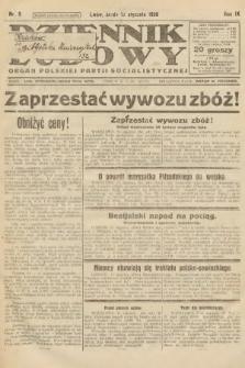 Dziennik Ludowy : organ Polskiej Partji Socjalistycznej. 1926, nr9