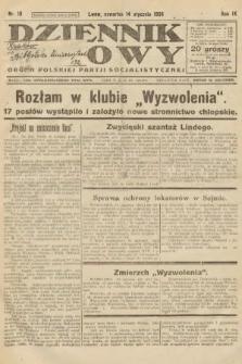 Dziennik Ludowy : organ Polskiej Partji Socjalistycznej. 1926, nr10