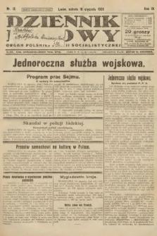 Dziennik Ludowy : organ Polskiej Partji Socjalistycznej. 1926, nr12