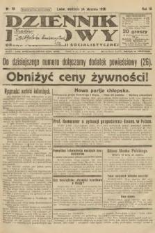 Dziennik Ludowy : organ Polskiej Partji Socjalistycznej. 1926, nr19