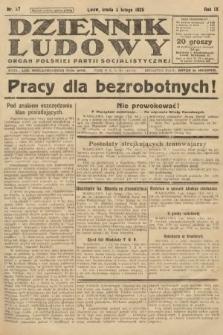 Dziennik Ludowy : organ Polskiej Partji Socjalistycznej. 1926, nr27