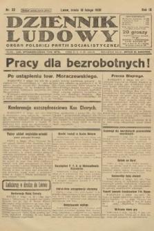 Dziennik Ludowy : organ Polskiej Partji Socjalistycznej. 1926, nr32