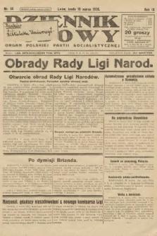Dziennik Ludowy : organ Polskiej Partji Socjalistycznej. 1926, nr56