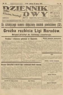 Dziennik Ludowy : organ Polskiej Partji Socjalistycznej. 1926, nr59