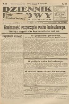 Dziennik Ludowy : organ Polskiej Partji Socjalistycznej. 1926, nr66