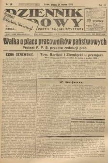 Dziennik Ludowy : organ Polskiej Partji Socjalistycznej. 1926, nr68