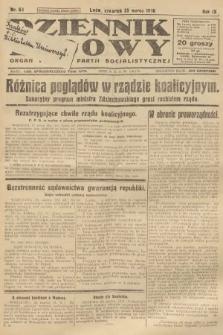 Dziennik Ludowy : organ Polskiej Partji Socjalistycznej. 1926, nr69