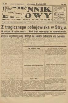 Dziennik Ludowy : organ Polskiej Partji Socjalistycznej. 1926, nr77