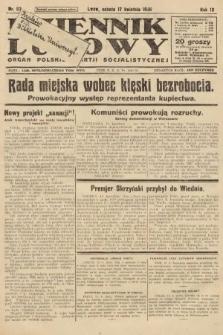 Dziennik Ludowy : organ Polskiej Partji Socjalistycznej. 1926, nr87