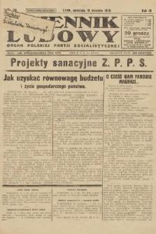 Dziennik Ludowy : organ Polskiej Partji Socjalistycznej. 1926, nr88