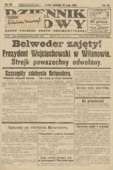 Dziennik Ludowy : organ Polskiej Partji Socjalistycznej. 1926, nr110