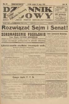 Dziennik Ludowy : organ Polskiej Partji Socjalistycznej. 1926, nr115