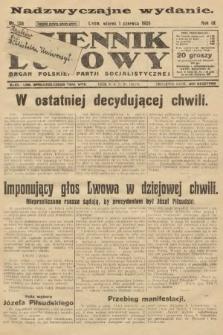 Dziennik Ludowy : organ Polskiej Partji Socjalistycznej. 1926, nr126