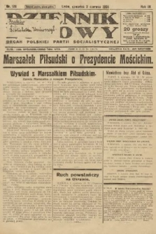 Dziennik Ludowy : organ Polskiej Partji Socjalistycznej. 1926, nr128