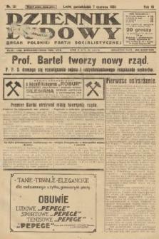 Dziennik Ludowy : organ Polskiej Partji Socjalistycznej. 1926, nr131