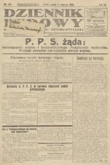 Dziennik Ludowy : organ Polskiej Partji Socjalistycznej. 1926, nr134